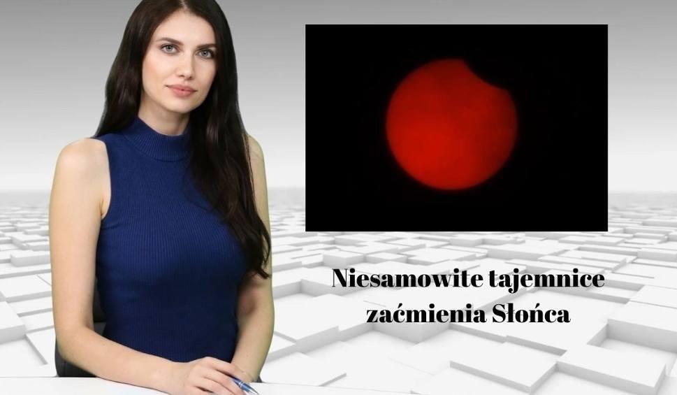 Film do artykułu: Niesamowite tajemnice zaćmienia Słońca. Co za spektakl! [WIADOMOŚCI]