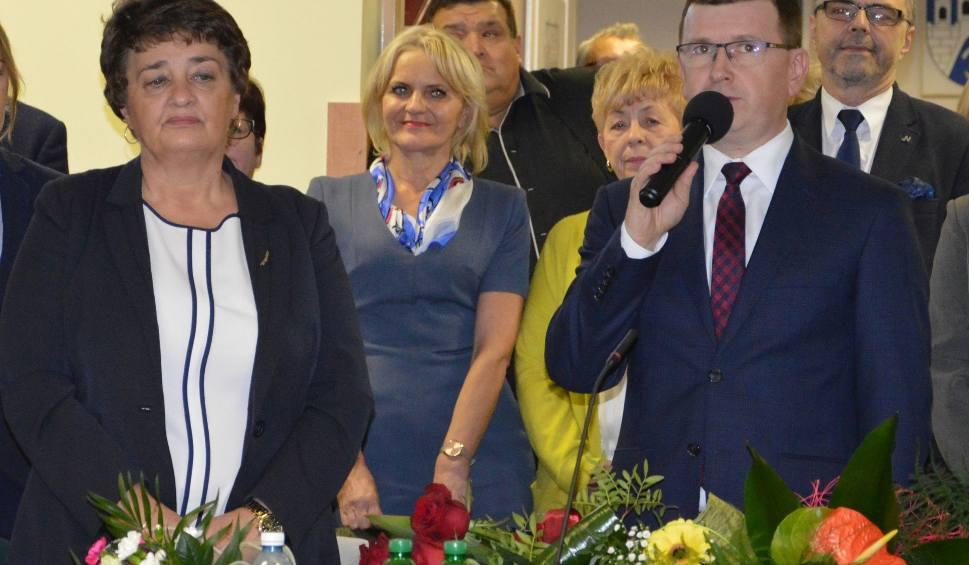 Film do artykułu: To już oficjalne, Marzena Dębniak będzie kandydatką na starostę ostrowieckiego!
