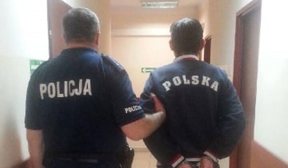 Film do artykułu: Rozbój w Łagowie. Było dwóch na jednego. Mężczyzna stracił telefon i gotówkę