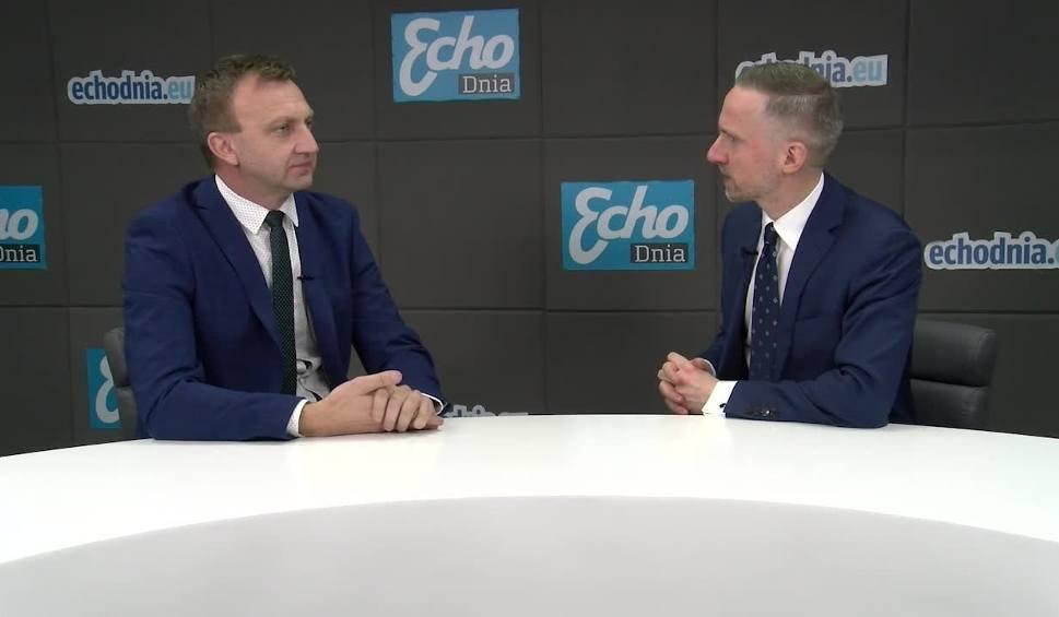 Film do artykułu: Gość Dnia. Marcin Piwnik o współpracy z Zarządem Województwa. Jak to ocenia?