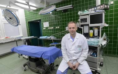 Doktor Opławski: - Stanem chorobowym jest przedwczesna menopauza. Dotyczy nawet kobiet po 20. roku życia