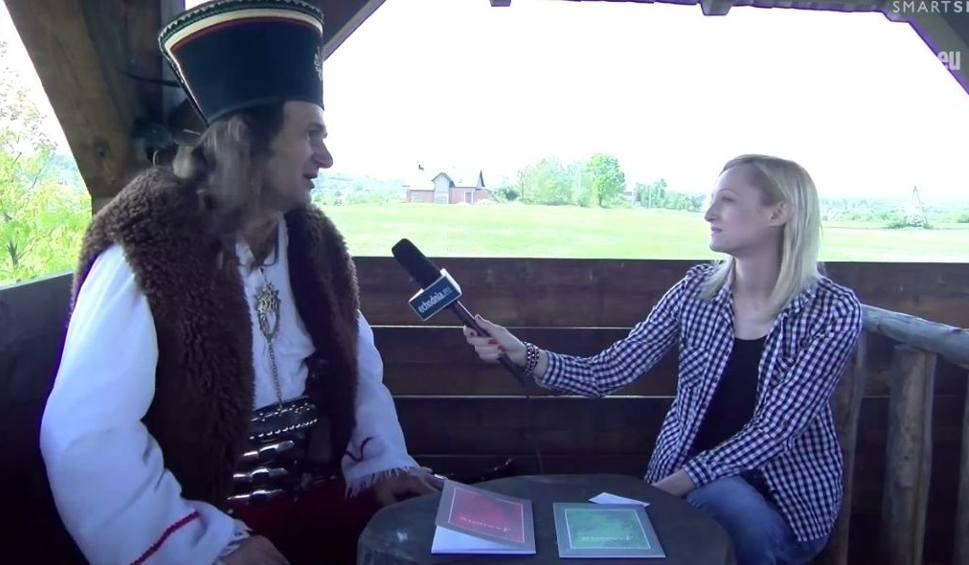 Film do artykułu: Janosik odwiedził nasz region! [Gwiazdy bez tajemnic]