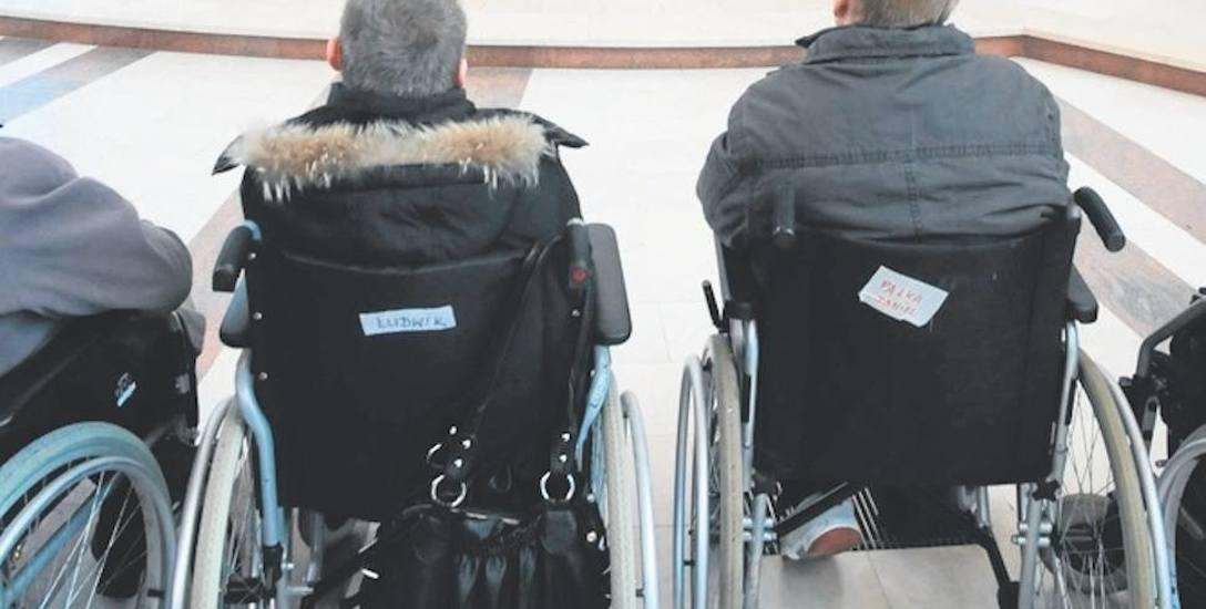 Nie tylko bogaci, ale wszyscy, solidarnie złożymy się na niepełnosprawnych