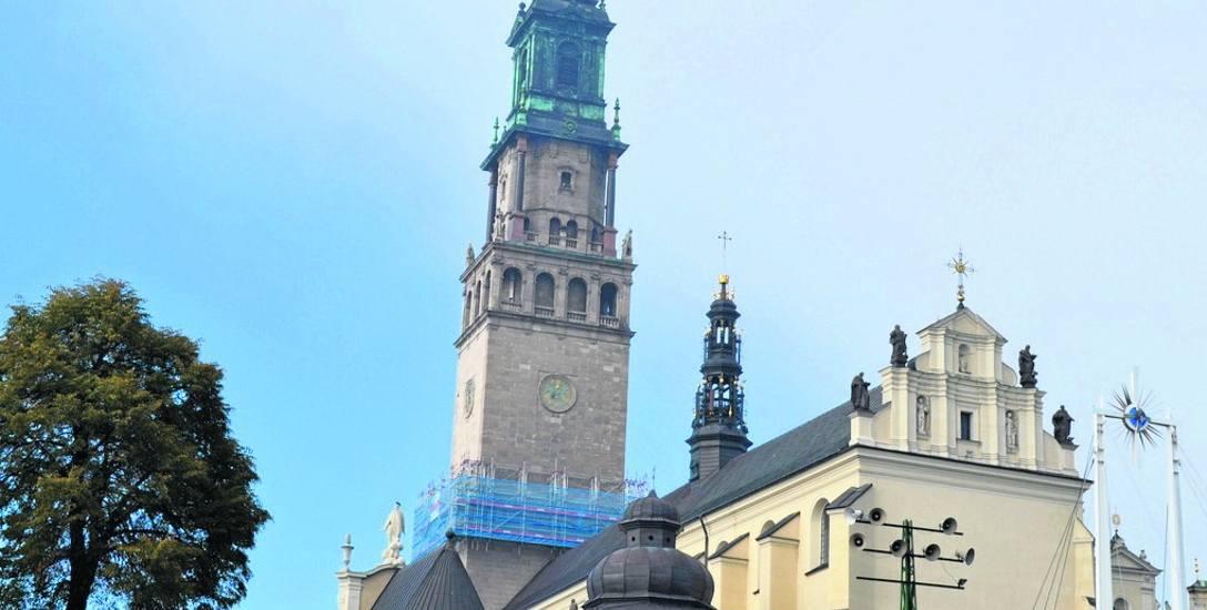 Częstochowa: 100-metrowa flaga Polski zawiśnie na Jasnej Górze na 100-lecie odzyskania niepodległości
