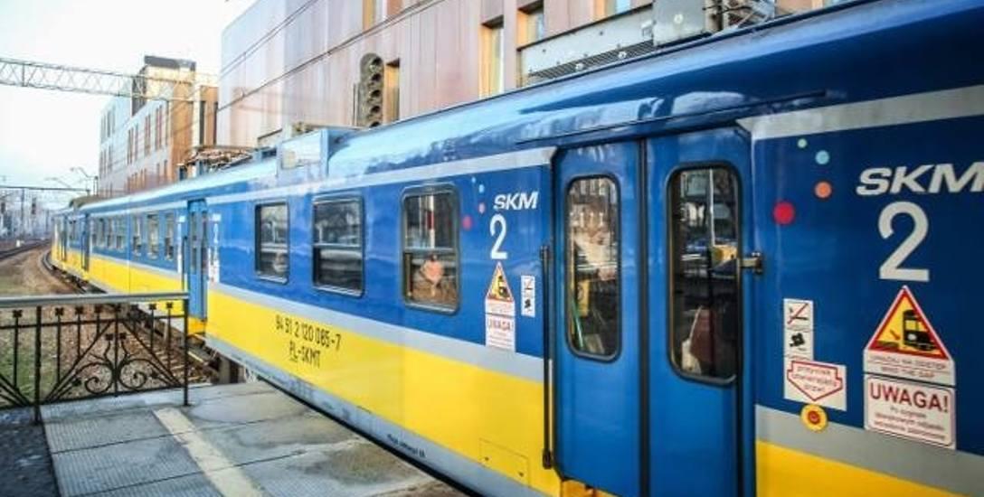 SKM-ki mogłyby kursować do Pruszcza co pół godziny, w szczycie - co 10-15 minut
