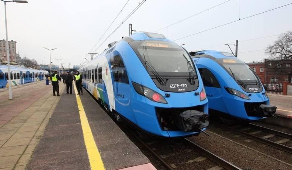 Film do artykułu: Nie jeżdżą pociągi w okolicach Świnoujścia