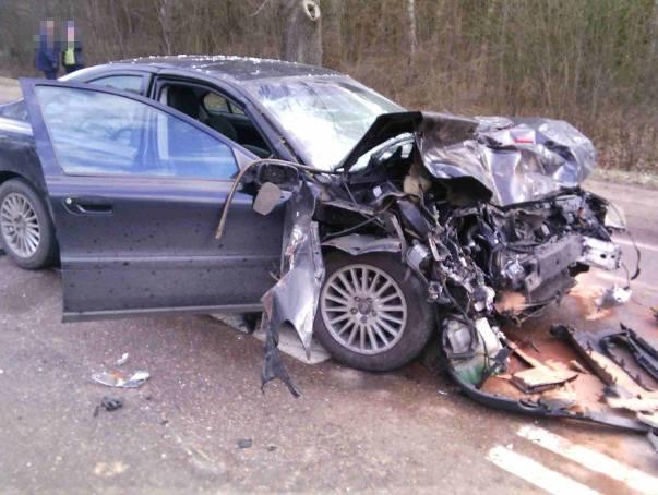 Wypadek śmiertelny w Karczach. Zginął 86-letni mężczyzna
