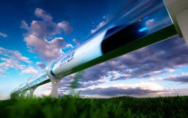 Spółka Hyper Poland pracuje nad technologią hyperloop. Jest szansa, że testy odbędą się blisko Łodzi.