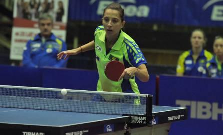 Grająca w naszej drużynie Rumunka Elizabeta Samara zdobyłą decydujący o zwycięstwie Siarki-ZOT Tarnobrzeg punkt.
