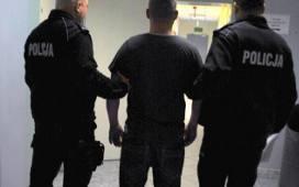 37-latek został objęty dozorem policyjnym
