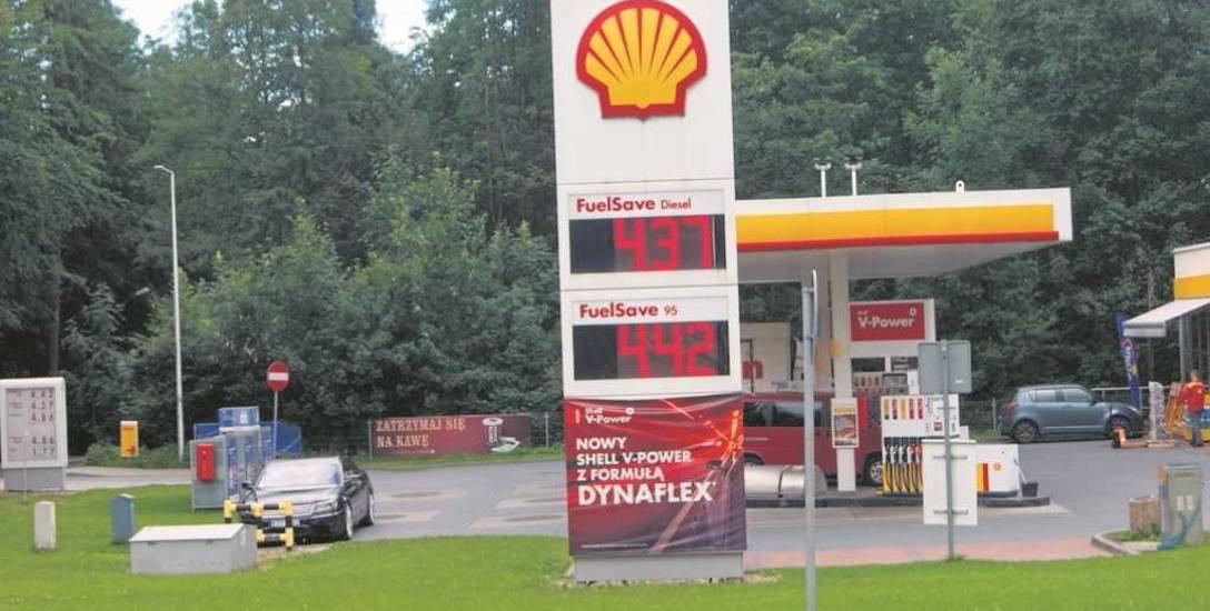 Ceny paliw na zakopiańskich stacjach nie są już tak szokująco wysokie - twierdzą górale i turyści