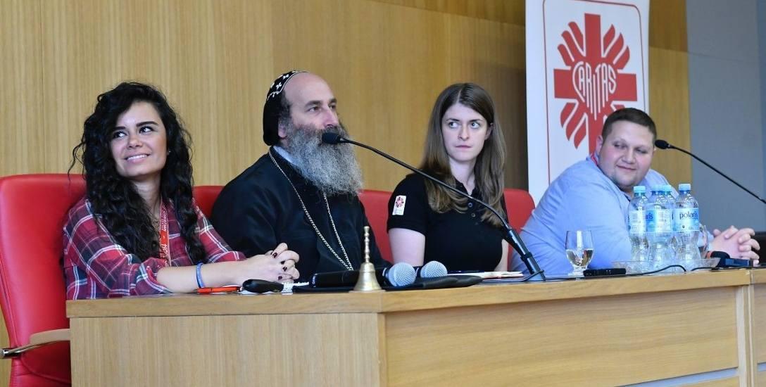 Syryjczycy podziękowali białostoczanom za duchowe wsparcie i pomoc materialną