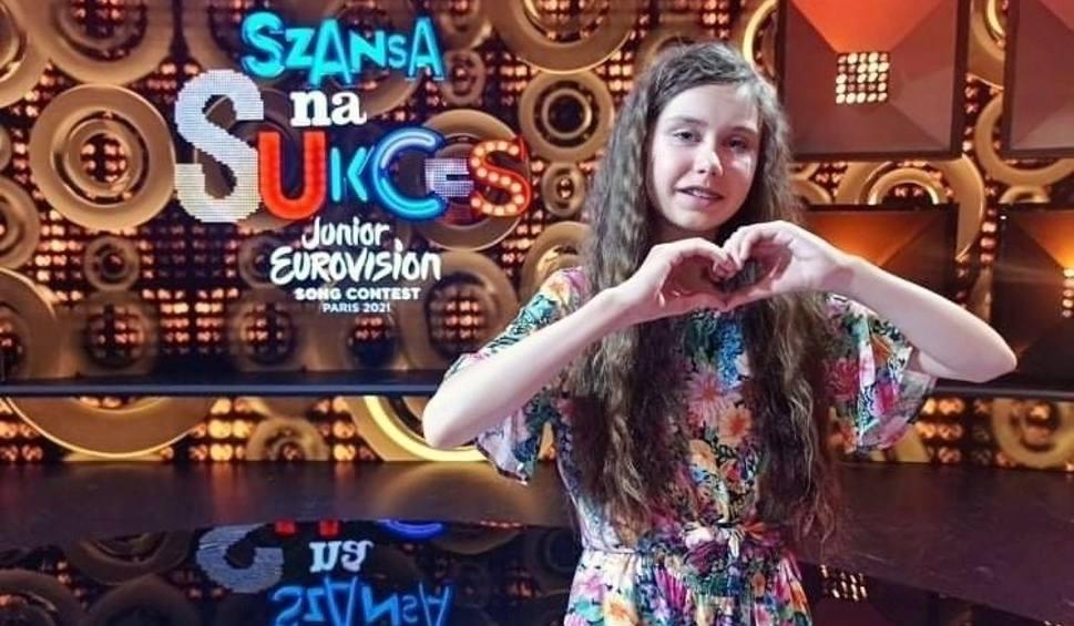 """Film do artykułu: Marysia Stachera z Domaszowic powalczy w finale """"Szansy na sukces"""". Możemy pomóc! [WIDEO]"""