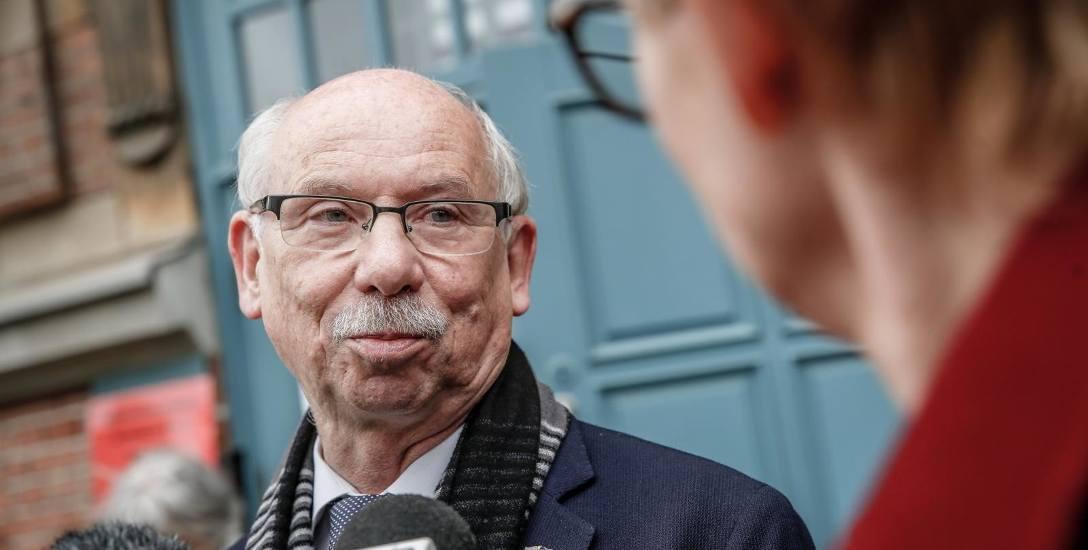 Janusz Lewandowski o przyszłości Unii Europejskiej oraz krytycznie o prawyborach w Platformie Obywatelskiej