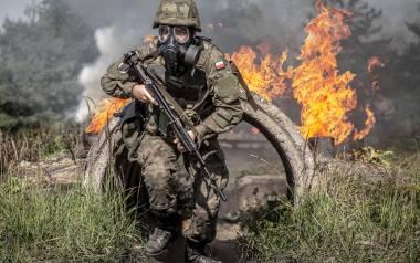 Na dwa dni wstąpiłam w szeregi kompanii lekkiej piechoty WOT.