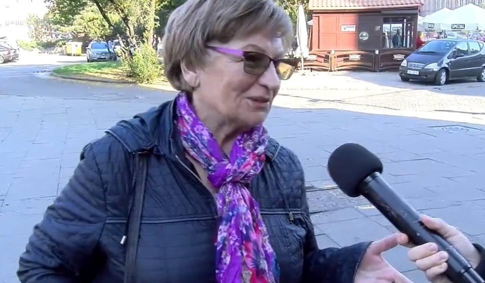 Film do artykułu: Wybory samorządowe 2018. Sonda uliczna: czy wybierasz się na wybory samorządowe? Oto, co powiedzieli mieszkańcy Gdańska