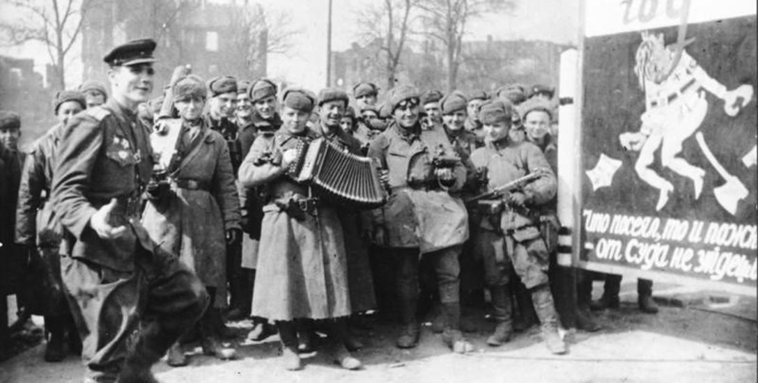 Rosjanie traktowali Niemki w Berlinie jako zdobycz wojenną. Mieli na to przyzwolenie