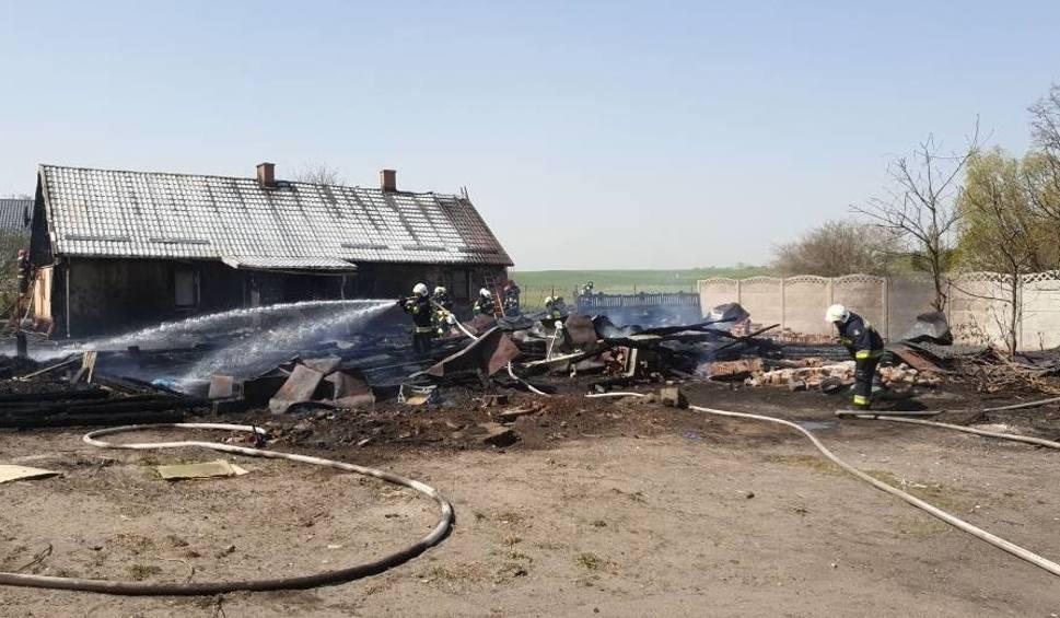 Film do artykułu: Stracili dorobek życia w wyniku pożaru w Dąbrówce Tczewskiej. W sobotę festyn rodzinny, z którego dochód trafi do pogorzelców