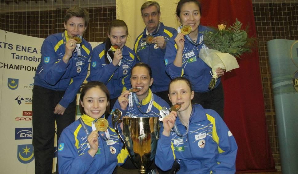 Film do artykułu: Tenisistki KTS Enea Siarka Tarnobrzeg pokonały Polmlek Lidzbark Warmiński i kolejny raz zdobyły tytuł mistrzyń Polski!