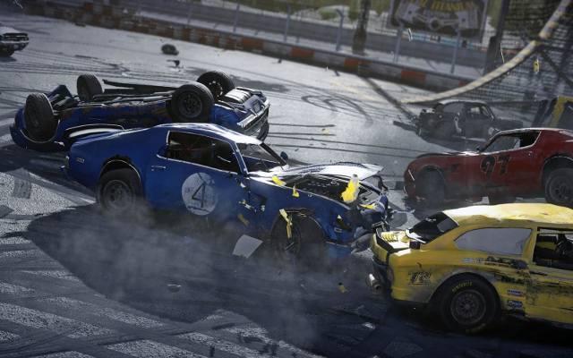 Next Car Game: Czas na fruwające zderzaki i urwane koła (wideo)
