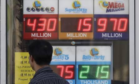 Gorączka wielkiej wygranej w USA. W loterii Mega Millions można wygrać miliard dolarów!