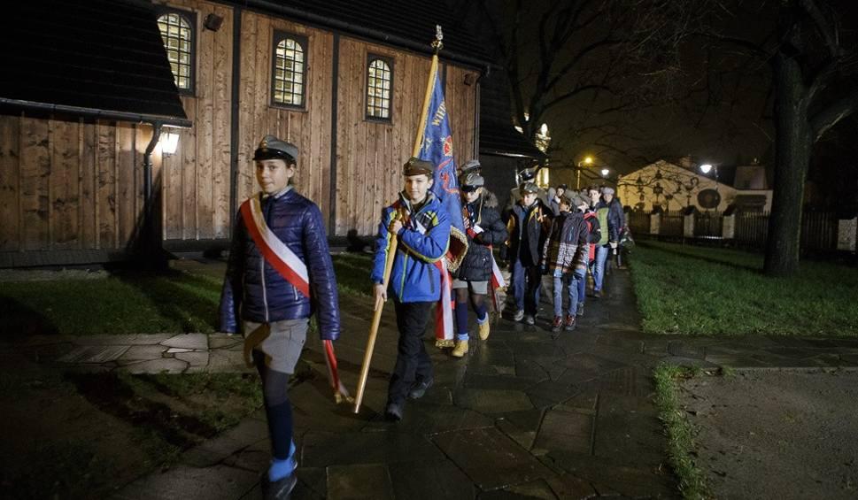 Film do artykułu: Tarnów. Upamiętnili 99. rocznicę obrony Lwowa