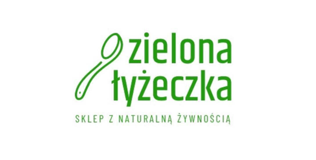 Sklep z naturalną żywnością ZIELONA ŁYŻECZKA  - sprzedaż stacjonarna i internetowa