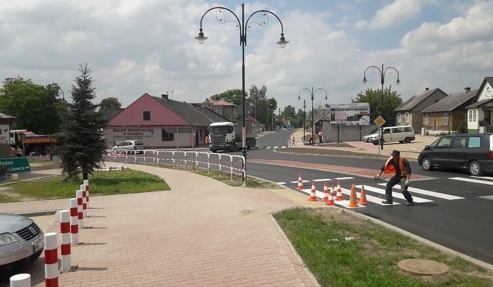 Film do artykułu: Wierzbica. Wystartuje przebudowa ulicy Radomskiej. Finał we wrześniu