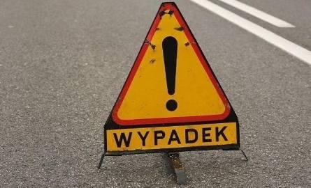 Tragiczny wypadek w Bochni. Trzy osoby ranne, jedna zabita