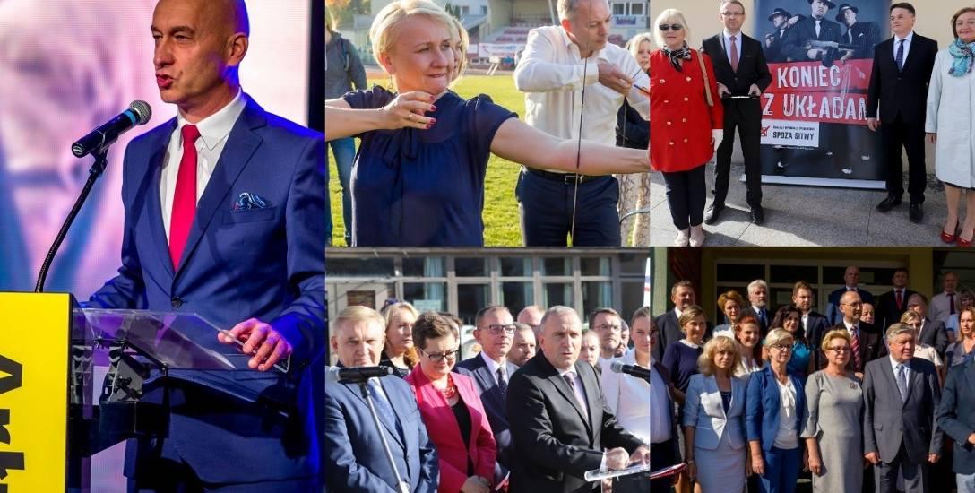 Wybory samorządowe 2018. Kalendarium - czyli taką mieliśmy kampanię