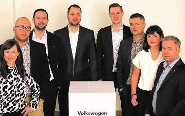 MMTrendy za kierownicą: Volkswagen Koszalin w zespole siła