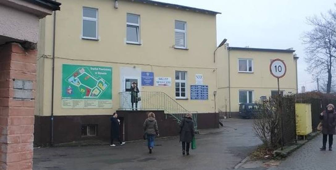 Szpital Powiatowy w Sławnie. NIK rozpoczął kontrolę