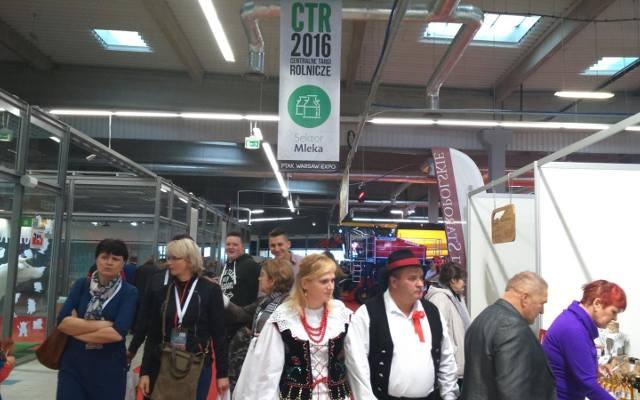 Centralne Targi Rolnicze w Nadarzynie. Konferencje, wystawy i folklor [program]