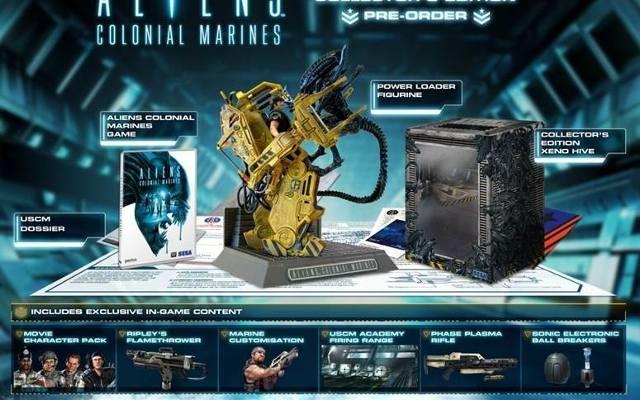 Aliens: Colonial Marines. Edycja kolekcjonerska z figurką