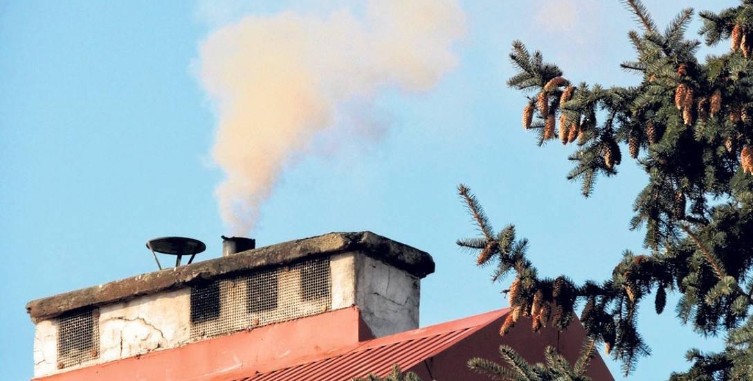 W pow. rzeszowskim brakuje kasy na walkę ze smogiem