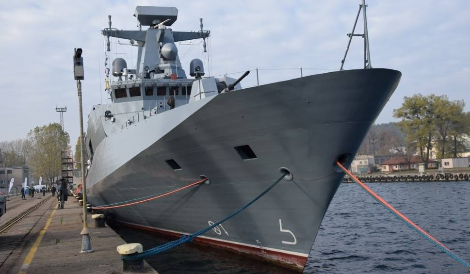 Film do artykułu: ORP Ślązak przekazany Marynarce Wojennej. Wkrótce podniesienie bandery. Pierwsze misje bojowe okrętu już w 2021 roku. [Zdjęcia, wideo]