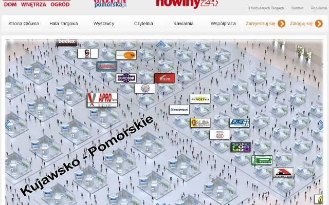 Wirtualne Targi Mieszkaniowe organizują regiodom.pl i pomorska.pl
