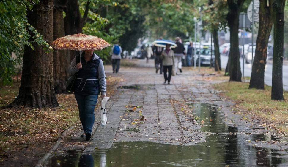 Film do artykułu: Jesień przyjdzie do nas z deszczem, chłodem i silnym wiatrem [pogoda]