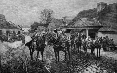 Rok 1863, powstanie styczniowe - jak to się zaczęło na Kielecczyźnie?