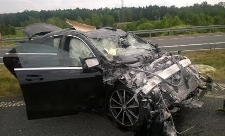 Tragiczny karambol na autostradzie A4 [NOWE ZDJĘCIA]