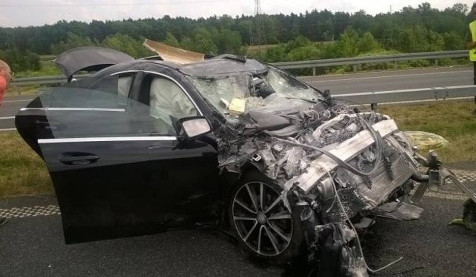 Film do artykułu: Tragiczny karambol na autostradzie A4 [NOWE ZDJĘCIA]