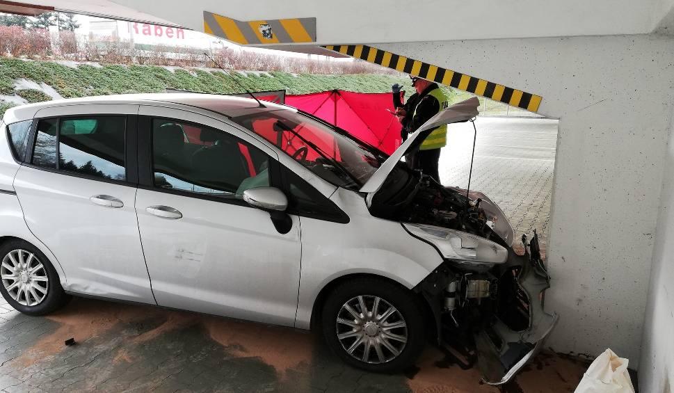 Film do artykułu: Tarnów. Tragiczny wypadek przy galerii handlowej na Krakowskiej