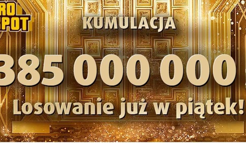 Lotto De Eurojackpot Wyniki