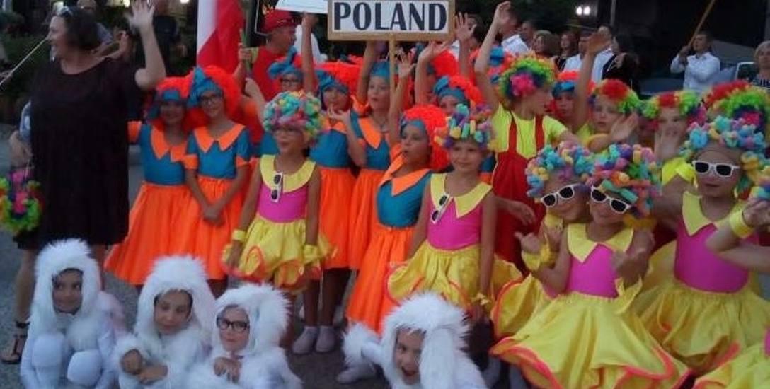 Suwalscy tancerze byli najlepsi na festiwalu, który odbył się w Neos Marmaras k. Salonik w Grecji