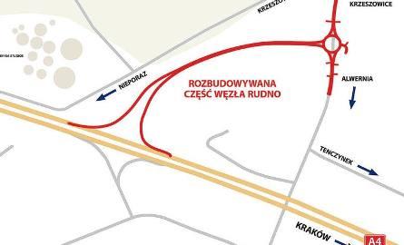 Nowy zjazd z autostrady A4 pod Krakowem już gotowy. Wkrótce kolejne?