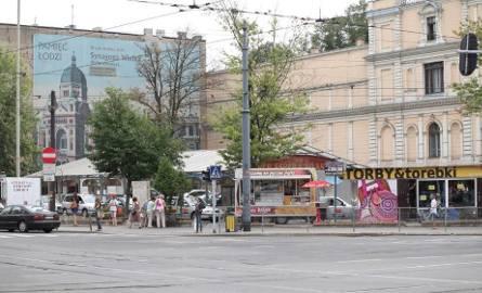 Park kulturowy ulicy Piotrkowskiej: miasto walczy z ostatnimi budkami na tym terenie