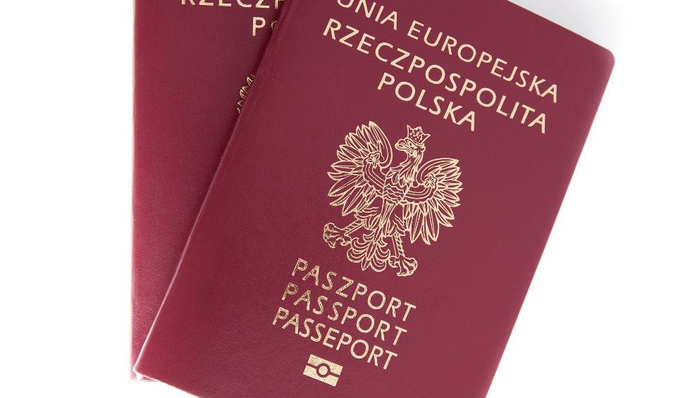 Znalezione obrazy dla zapytania paszport