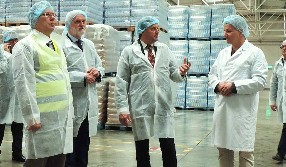 Film do artykułu: Nowy piec w Cukrowni Kruszwica. Zakład zwiedzał wiceminister skarbu [zdjęcia, wideo]
