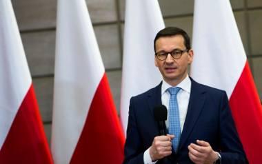 Premier Mateusz Morawiecki obiecał 300 zł na wyprawkę szkolną dla każdego ucznia