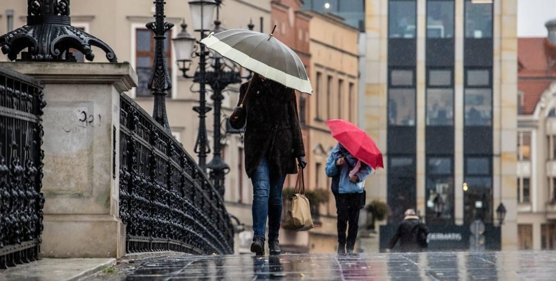 Bydgoszczanie w 2020 roku zapłacą za deszcz - wysokość podatku wyniesie 4,36 zł za metr sześcienny.